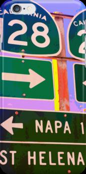 15 Miles to Napa by Robert Kobrzynski