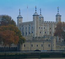 Tower of London - Traitors' Gate by JohnYoung