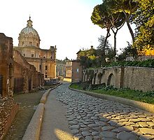 One of the many ancient historical places to see in the city of Rome by derejeb