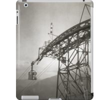 Cable Car, Austria iPad Case/Skin