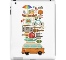 Best trip ever iPad Case/Skin