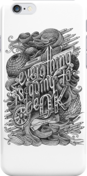 Everything is going to be OK by Eleanor Lutz