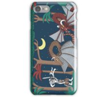 Where the Dragons Are iPhone Case/Skin
