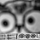 Eyes & Wooden Spoon by Dragomir Vukovic