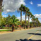 Limassol Promenade by Tom Gomez