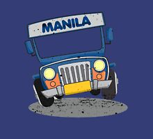 Philippine Jeepney cartoon prints Unisex T-Shirt