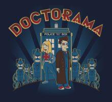 Doctorama Presents! by shumaza1