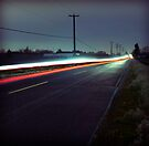 Blue Roads by adriangeronimo