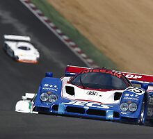 Group C Sports Car Racing by Shane Ransom