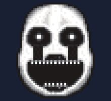 Nightmare Marionette - Five Nights at Freddys 4 - Pixel art Kids Tee