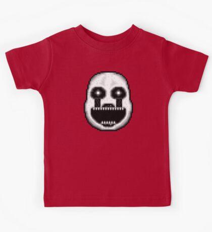 Nightmare Marionette - Five Nights at Freddys 4 - Pixel art Kids Tee