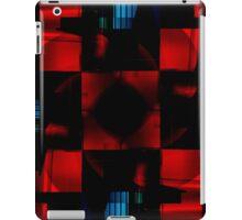 Top Hat Corners iPad Case/Skin