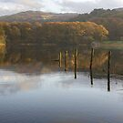 Coniston Water,Lake District by Jamie  Green