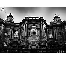 Haunted Mansion? Photographic Print