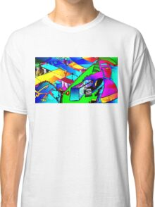 Brazier of Emotions Classic T-Shirt