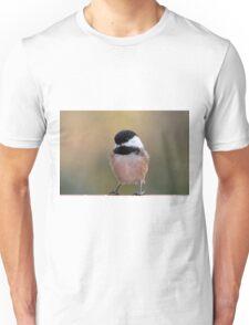 Dapper little bird Unisex T-Shirt
