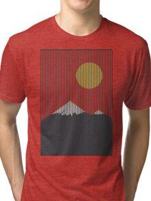 Sunset T-Shirt Tri-blend T-Shirt