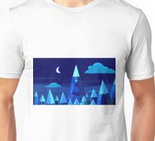 Ice Kindom (Night) Unisex T-Shirt