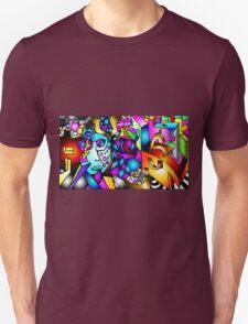Masked Reality T-Shirt