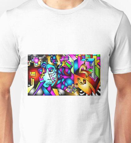 Masked Reality Unisex T-Shirt