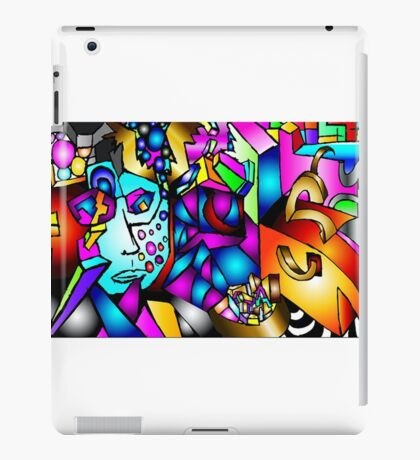 Masked Reality iPad Case/Skin