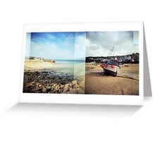 St Ives, Cornwall Greeting Card