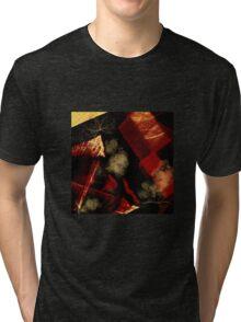 Red fantasy Tri-blend T-Shirt