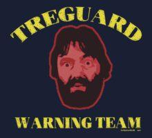 Treguard - WARNING TEAM (Knightmare) by Groatsworth