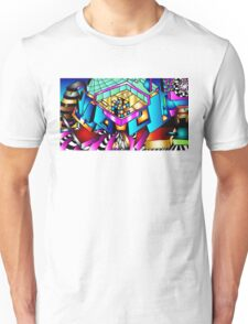 Puzzle With-In Unisex T-Shirt