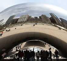 Chicago Jelly Bean by JoshZuker