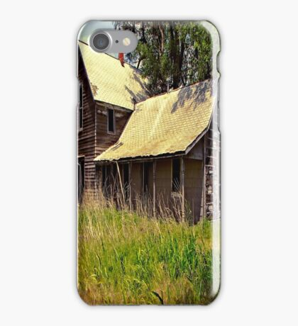 My Old Place iPhone Case/Skin
