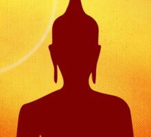 Buddha Sticker