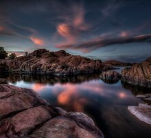 Whispers of Pink by Bob Larson
