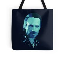 Rick Grimes - The Walking Dead Tote Bag