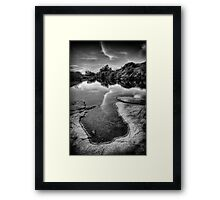 Evaporate 2 Framed Print