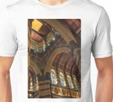 0971 Inside St Paul's Cathedral Melbourne Unisex T-Shirt