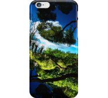 Blue ponds iPhone Case/Skin