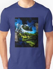 Blue ponds T-Shirt