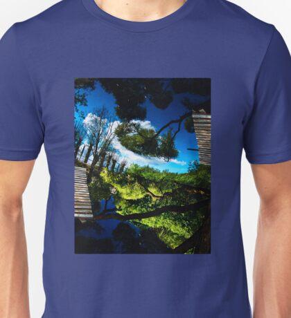 Blue ponds Unisex T-Shirt