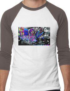 Emotional Colors Men's Baseball ¾ T-Shirt