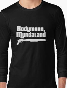 Bodymore, Murdaland Long Sleeve T-Shirt