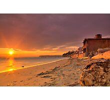 Mission Beach Photographic Print