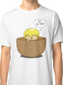 Peeta.. inside a PEETA. PEETA-CEPTION. Classic T-Shirt