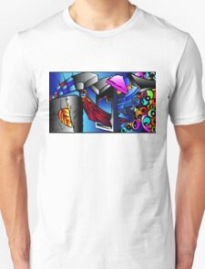 Velvet Cape T-Shirt