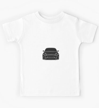 2016 Ford Focus RS Kids Tee
