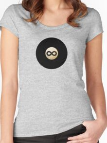Infinity Ball Women's Fitted Scoop T-Shirt