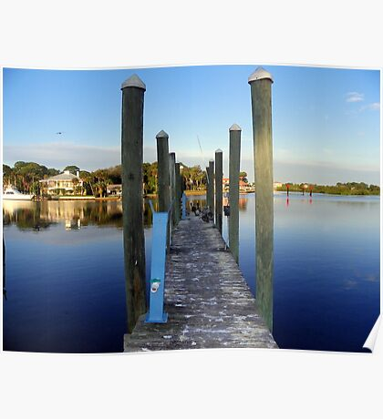 Gulf of Mexico DOCK Poster