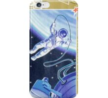 The Space Race is On. iPhone Case/Skin