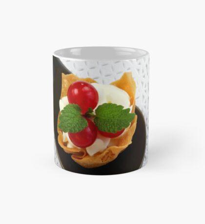 Red Currant Fingerfood Dessert Mug