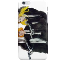 Pulp-Man-Ra iPhone Case/Skin